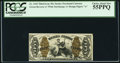 Fractional Currency:Third Issue, Fr. 1369 50¢ Third Issue Justice PCGS Choice About New 55PPQ.. ...