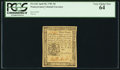 Colonial Notes:Pennsylvania, Pennsylvania April 20, 1781 9d PCGS Very Choice New 64.. ...