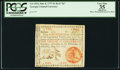 Colonial Notes:Georgia, Georgia June 8, 1777 $1 PCGS Apparent Very Fine 35.. ...