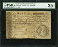 Colonial Notes:South Carolina, South Carolina June 1, 1775 £50 PMG Very Fine 25 Net.. ...