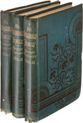 Books:Literature Pre-1900, Anthony Trollope. Mr. Scarborough's Family. London: 1883.First edition.... (Total: 3 Items)