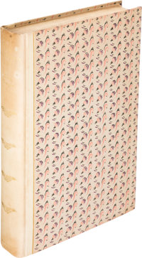 Ellen Glasgow. The Sheltered Life. New York: 1932. First edition, limited, signed and additiona