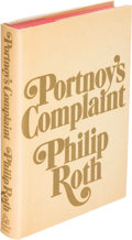 Books:Literature 1900-up, Philip Roth. Portnoy's Complaint. New York: [1969]. First edition, limited, signed....