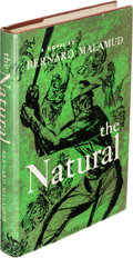 Books:Literature 1900-up, Bernard Malamud. The Natural. New York: [1952]. Firstedition....