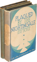 Books:Literature 1900-up, Kay Boyle. Pair of Signed Books. New York: [1930-1931]. Firsteditions.... (Total: 2 Items)