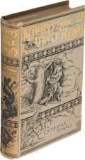 Books:Literature Pre-1900, Joel Chandler Harris. Nights with Uncle Remus. Boston: 1883.First published edition. . ...