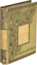 Books:Literature Pre-1900, Joel Chandler Harris. Mingo and Other Sketches... Boston:1884. First edition.. ...