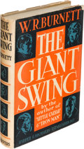 Books:Literature 1900-up, W. R. Burnett. The Giant Swing. New York: 1932. Firstedition....
