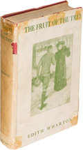 Books:Literature 1900-up, Edith Wharton. The Fruit of the Tree. New York: 1907. Firstedition....
