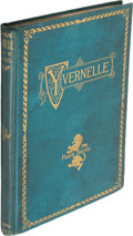 Books:Literature Pre-1900, Frank Norris. Yvernelle. Philadelphia: 1892. First edition,illustrated....