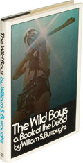 Books:Literature 1900-up, William S. Burroughs. The Wild Boys. New York: [1971]. Firstedition, signed....