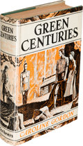 Books:Literature 1900-up, Caroline Gordon. Green Centuries. New York: 1941. Firstedition, inscribed with family association....