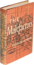 Books:Literature 1900-up, Caroline Gordon. The Malefactors. New York: [1956]. First edition, inscribed by the author to her brother....