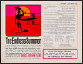 """Movie Posters:Sports, The Endless Summer (Bruce Brown Films, 1965). Promotional Handbill (8.5"""" X 11""""). Sports.. ..."""