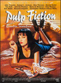"""Movie Posters:Crime, Pulp Fiction (Miramax International, 1994). French Grande (45.5"""" X62""""). Crime.. ..."""