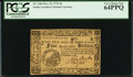 Colonial Notes:South Carolina, South Carolina December 23, 1776 $4 PCGS Very Choice New 64PPQ.....