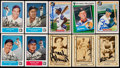 Autographs:Sports Cards, Signed Baseball Hall of Famers Collector Cards Collection (10). ...