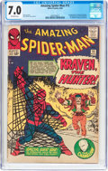 Silver Age (1956-1969):Superhero, The Amazing Spider-Man #15 (Marvel, 1964) CGC FN/VF 7.0 Off-white pages....