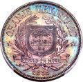 South Africa:Orange Free State, South Africa: Orange Free State. Republic bronze Specimen Pattern Penny 1888-V SP64 Brown PCGS,...