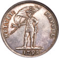 Switzerland:Helvetic Confederation, Switzerland: Helvetic Republic 20 Batzen 1798-S MS61 NGC,...