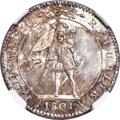 Switzerland:Helvetic Confederation, Switzerland: Helvetic Republic 10 Batzen 1801-B MS65 NGC,...