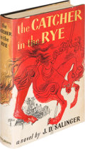 Books:Literature 1900-up, J. D. Salinger. The Catcher in the Rye. Boston: Little, Brown and Company, 1951. First edition....