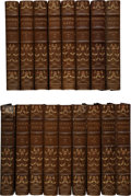 Books:Fine Bindings & Library Sets, Richard F. Burton. A Plain and Literal Translation of TheArabian Nights Entertainments, Now Entitled The Book of ...(Total: 17 Items)