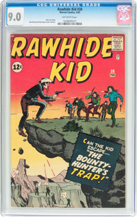 Rawhide Kid #26 (Marvel, 1962) CGC VF/NM 9.0 Off-white pages