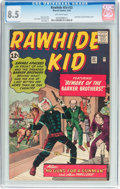 Silver Age (1956-1969):Western, Rawhide Kid #32 (Marvel, 1963) CGC VF+ 8.5 Off-white pages....