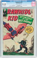Silver Age (1956-1969):Western, Rawhide Kid #38 (Marvel, 1964) CGC VF/NM 9.0 Off-white to whitepages....