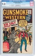 Silver Age (1956-1969):Western, Gunsmoke Western #60 (Marvel, 1960) CGC VF/NM 9.0 Off-white towhite pages....