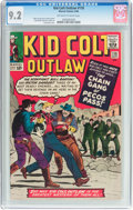 Silver Age (1956-1969):Western, Kid Colt Outlaw #118 (Atlas/Marvel, 1964) CGC NM- 9.2 Off-white to white pages....