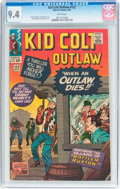 Silver Age (1956-1969):Western, Kid Colt Outlaw #122 (Atlas/Marvel, 1965) CGC NM 9.4 Whitepages....