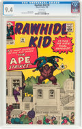 Silver Age (1956-1969):Western, Rawhide Kid #39 (Marvel, 1964) CGC NM 9.4 White pages....