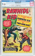Silver Age (1956-1969):Western, Rawhide Kid #40 (Marvel, 1964) CGC NM+ 9.6 Off-white to whitepages....