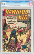 Silver Age (1956-1969):Western, Rawhide Kid #41 Massachusetts Pedigree (Marvel, 1964) CGC NM+ 9.6 Off-white to white pages....