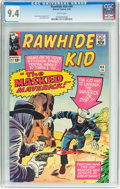 Silver Age (1956-1969):Western, Rawhide Kid #44 (Marvel, 1965) CGC NM 9.4 White pages....
