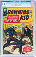 Silver Age (1956-1969):Western, Rawhide Kid #46 (Marvel, 1965) CGC NM 9.4 Off-white to whitepages....