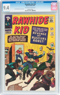 Silver Age (1956-1969):Western, Rawhide Kid #52 (Marvel, 1966) CGC NM 9.4 Off-white to whitepages....