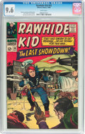 Silver Age (1956-1969):Western, Rawhide Kid #54 (Marvel, 1966) CGC NM+ 9.6 White pages....