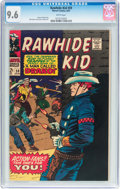 Silver Age (1956-1969):Western, Rawhide Kid #59 (Marvel, 1967) CGC NM+ 9.6 White pages....