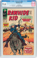 Silver Age (1956-1969):Western, Rawhide Kid #60 (Marvel, 1967) CGC NM+ 9.6 White pages....