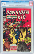 Silver Age (1956-1969):Western, Rawhide Kid #61 (Marvel, 1967) CGC NM+ 9.6 White pages....