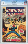 Silver Age (1956-1969):Western, Rawhide Kid #64 Boston Pedigree (Marvel, 1968) CGC NM+ 9.6Off-white to white pages....