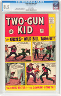 Silver Age (1956-1969):Western, Two-Gun Kid #63 (Marvel, 1963) CGC VF+ 8.5 White pages....