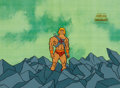 Animation Art:Production Cel, He-Man and the Masters of the Universe Production Cel Setupand Animation Drawings Group (Filmation, 1984).... (Total: 10Items)