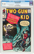 Silver Age (1956-1969):Western, Two-Gun Kid #68 (Marvel, 1964) CGC VF/NM 9.0 Off-white pages....