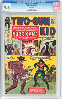 Two-Gun Kid #70 (Marvel, 1964) CGC NM+ 9.6 White pages