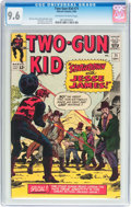 Silver Age (1956-1969):Western, Two-Gun Kid #71 (Marvel, 1964) CGC NM+ 9.6 Off-white to whitepages....