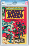 Silver Age (1956-1969):Western, The Ghost Rider #2 Pacific Coast Pedigree (Marvel, 1967) CGC NM+9.6 Off-white to white pages....
